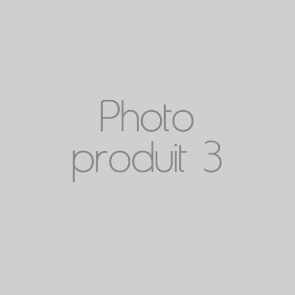 Exemple photo produit